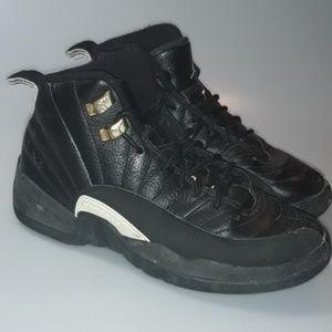"""Air Jordan 12 Retro BG """"The Master"""" Jumpman"""
